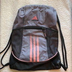 Adidas Bag With Drawstrings